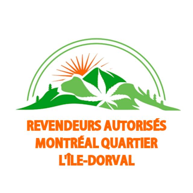 Livraison de cannabis à L'Île-Dorval