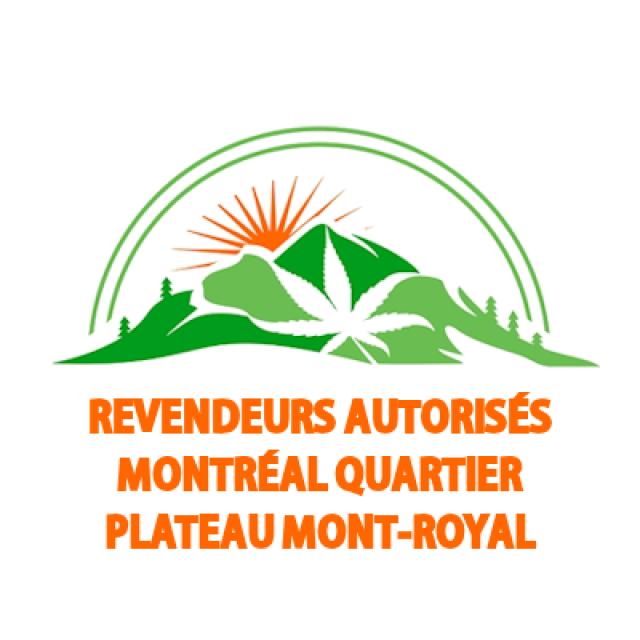 Livraison de cannabis à Plateau Mont-Royal