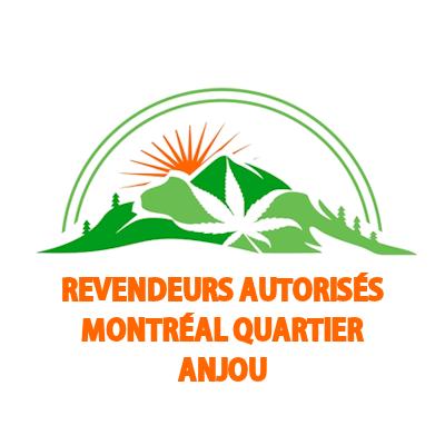 Livraison de cannabis à Anjou