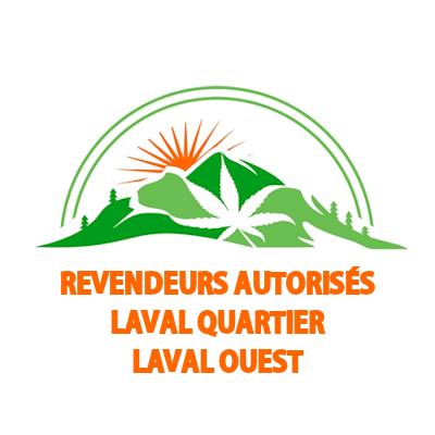 Livraison de cannabis à Laval Ouest